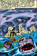 Great Cataclysm from Eternals Vol 1 2 001
