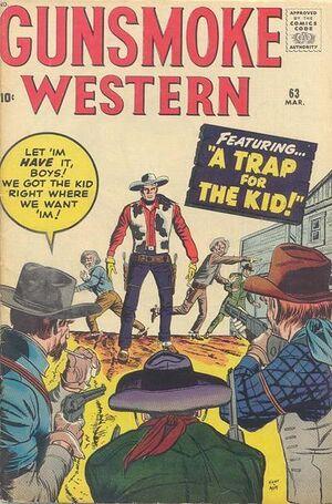 Gunsmoke Western Vol 1 63