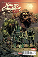 Howling Commandos of S.H.I.E.L.D. Vol 1 1