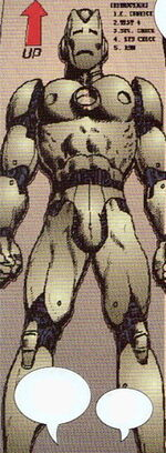 IM2 (Earth-97082) from Iron Man Graphic Novel Crash Vol 1 1
