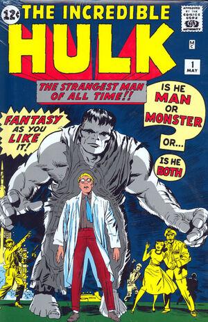 Incredible Hulk Omnibus Vol 1 1