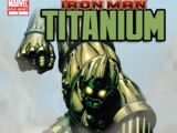 Iron Man: Titanium Vol 1 1