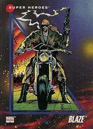 Johnathon Blaze (Earth-616) from Marvel Universe Cards Series III 0001