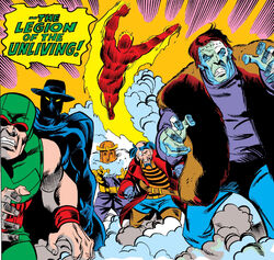 Legion of the Unliving (Kang) (Earth-616) from Avengers Vol 1 131 0001