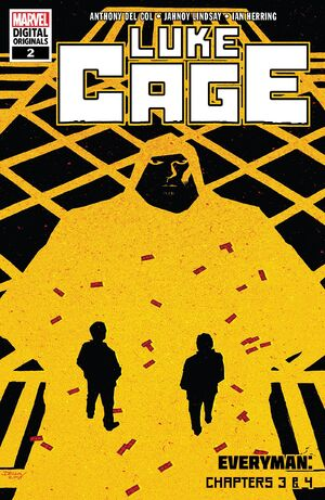 Luke Cage - Marvel Digital Original Vol 1 2