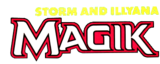 Magik (Illyana and Storm Limited Series) Vol 1 Logo