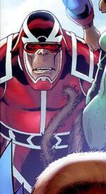 Makkari (Earth-8101) from Marvel Apes Vol 1 1 0001