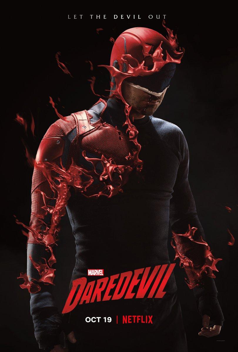 Daredevil A3 Poster 1