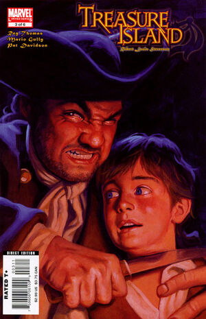 Marvel Illustrated Treasure Island Vol 1 3