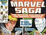 Marvel Saga the Official History of the Marvel Universe Vol 1 5