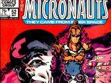 Micronauts Vol 1 52
