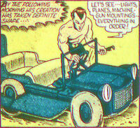 Namor's Jeep from Marvel Mystery Comics Vol 1 22 0001