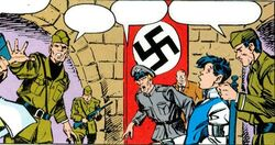 National Socialist German Workers Party (Earth-697064) from Captain America The Movie! Vol 1 1 0001
