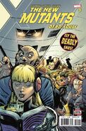 New Mutants Dead Souls Vol 1 3