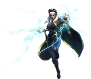 Ororo Munroe (Earth-6109) from Marvel Ultimate Alliance 3 The Black Order 001
