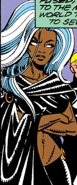 Ororo Munroe (Earth-691) from Guardians of the Galaxy Vol 1 9 0001