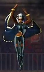 Ororo Munroe (Earth-TRN018) from Spider-Man Web of Shadows 001