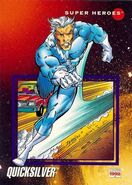 Pietro Maximoff (Earth-616) from Marvel Universe Cards Series III 0001