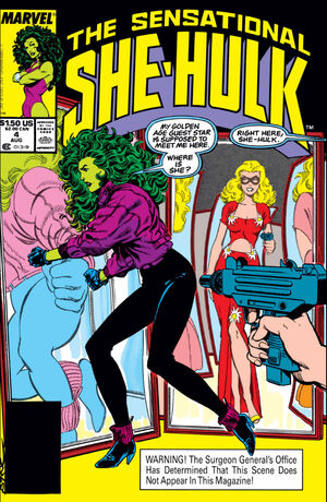 Sensational She-Hulk Vol 1 4