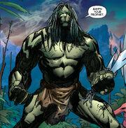 Skaar (Earth-616) in Skaar Son of Hulk Vol 1 3 0001
