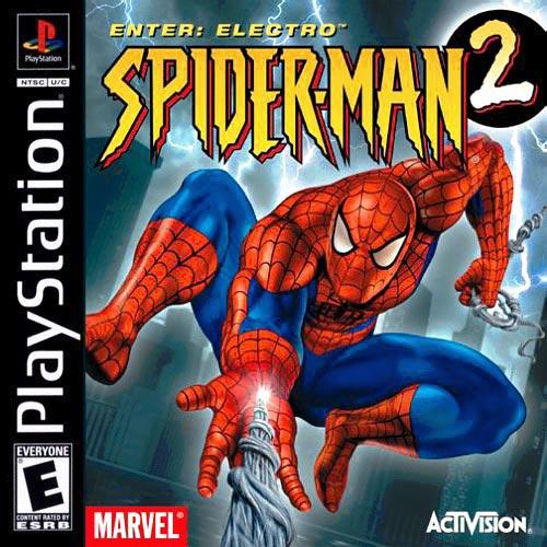Spider Man Peter Parker In The Lego Incredibles Videogame: Spider-Man 2: Enter Electro