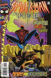 Spider-Man Unlimited Vol 2 5
