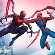 Spider-Men (Earth-TRN461) from Spider-Man Unlimited (video game) 098