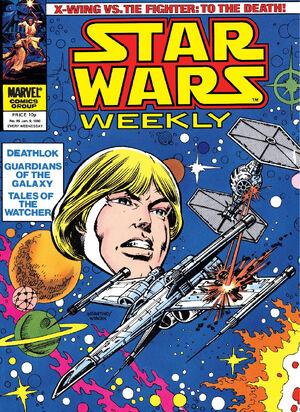 Star Wars Weekly (UK) Vol 1 98