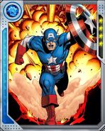 Steven Rogers (Earth-616) from Marvel War of Heroes 009