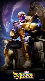 Thanos (Earth-TRN670) from Marvel Strike Force 001