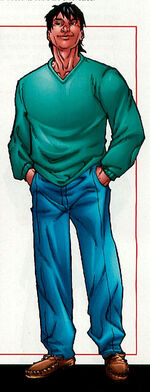 Thomas Corsi (Earth-616) from X-Men Earth's Mutant Heroes Vol 1 1 0001