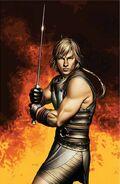 Thor Son of Asgard Vol 1 2 Textless