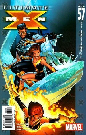 Ultimate X-Men Vol 1 57
