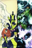 Uncanny X-Men First Class Giant-Size Special Vol 1 1 Textless