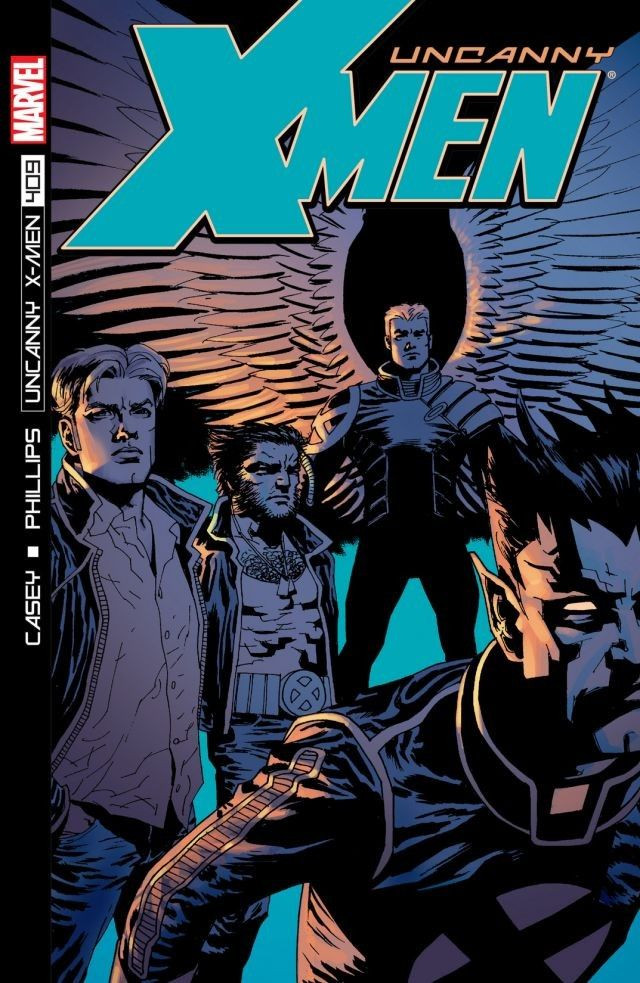 Uncanny X-Men Vol 1 409