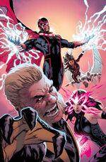 Uncanny X-Men Vol 4 1 Textless
