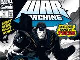 War Machine Vol 1 4