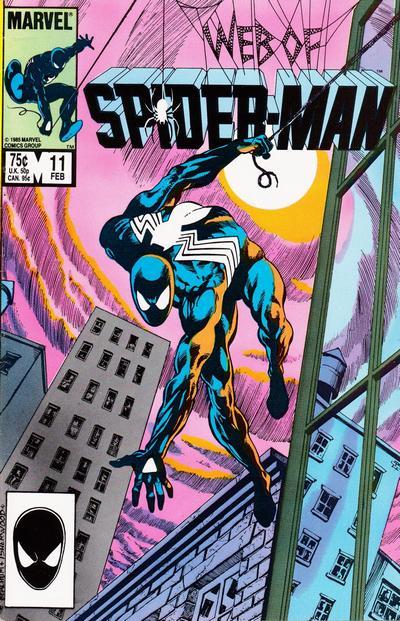 Web of Spider-Man Vol 1 11