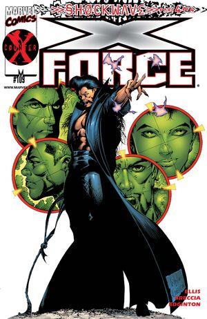 X-Force Vol 1 109