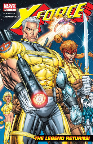 X-Force Vol 2 1