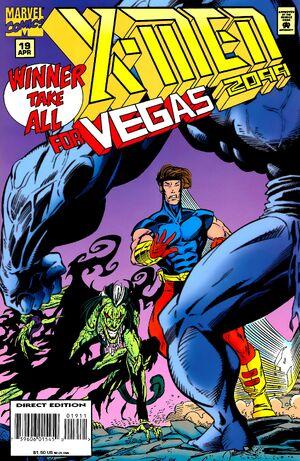 X-Men 2099 Vol 1 19