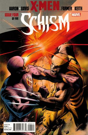 X-Men Schism Vol 1 4