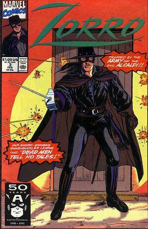 Zorro Vol 1 3
