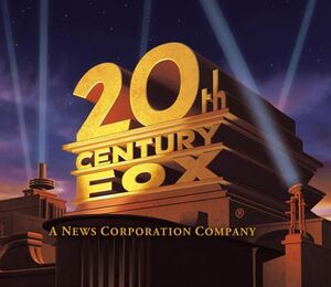 20th Century Fox logo 2013