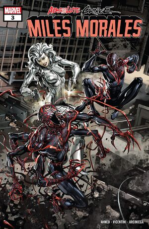 Absolute Carnage Miles Morales Vol 1 3