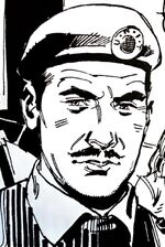 Alistair Gordon Lethbridge-Stewart (Earth-5556) from Doctor Who Magazine Vol 1 223
