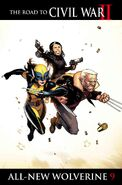 All-New Wolverine Vol 1 9 Textless