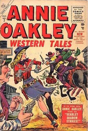 Annie Oakley Vol 1 7