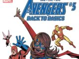 Avengers: Back to Basics Vol 1 5