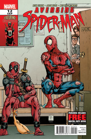 Avenging Spider-Man Vol 1 12